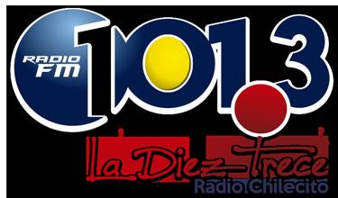 La Diez Trece Radio Chilecito logo